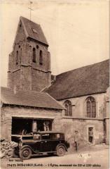 Bois-d'Arcy - L'Eglise monument des Xii et Xiii siecles - Bois-d'Arcy