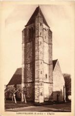 Longvilliers - L'Eglise - Longvilliers