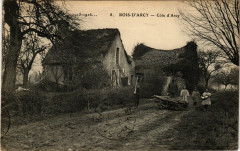La Grande Guerre - 1915-1916 Bois D'Arcy - Cote d'Arcy - Bois-d'Arcy