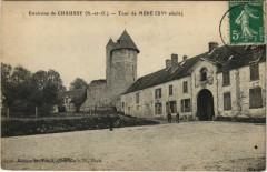Environs Chaussy Tour de Méré - Chaussy