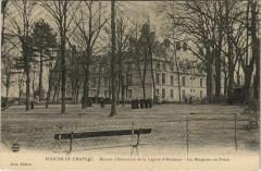 Ecouen-le-Chateau Maison d'Education - Écouen