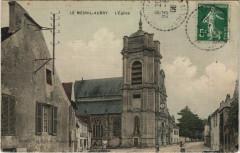Le Mesnil-Aubry L'Eglise - Le Mesnil-Aubry