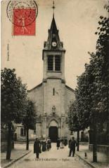 Saint-Gratien - Eglise - Saint-Gratien