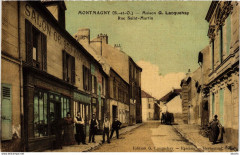 Montmagny Maison G. Lacquehay Rue Saint-Martin - Montmagny