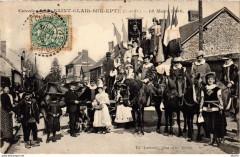 Cavalcade du Saint-Clair-sur-Epte 1906 - Saint-Clair-sur-Epte