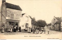 Belloy Route de Villiers-le-Sec - Villiers-le-Sec