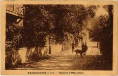 Valmondois - Chemin d'Orgiveaux - Valmondois