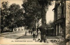 Saint-Gratien - Route Nationale - Saint-Gratien