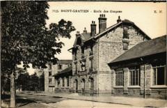 Saint-Gratien - Ecole des Garcons - Saint-Gratien