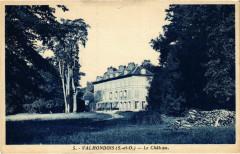 Valmondois - Le Chateau - Valmondois