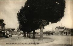 Groslay - Place de la Gare - Groslay
