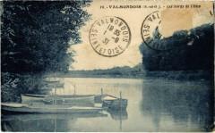 Valmondois - Les bords de l'Oise - Valmondois