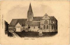Ennery - L'Eglise - Ennery