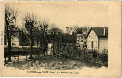 Saint-Brice-sous-Foret - Boulevard de la Gare - Saint-Brice-sous-Forêt