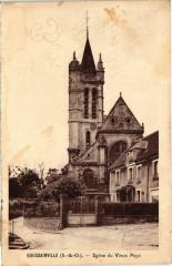 Goussainville - Eglise du Vieux Pays - Goussainville