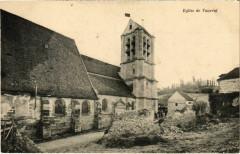 Eglise de Vaureal - Vauréal