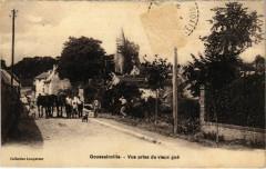 Goussainville - Vue prise du vieux gue - Goussainville