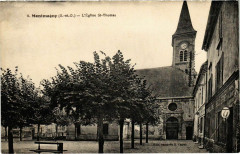 Montmagny - L'Eglise St-Thomas - Montmagny