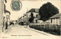 Montmagny - Rue neuve des Faucilles - Montmagny