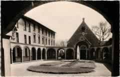 MONTMAGNY, Le Seminaire - Vue interieur - Montmagny