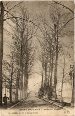 Rosny-sous-Bois - Route de Nogent - Osny