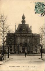 St-Maur-les-Fossés - La Mairie - Fosses