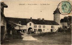 Chaussy - Ferme de Méré - La Vieille Tour - Chaussy