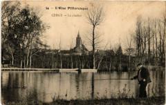 L'Oise Pittoresque - Cergy - Le Clocher - Cergy