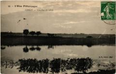 L'Oise Pittoresque - Cergy - Coucher de soleil - Cergy