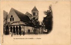 Saint-Maur les Fossés - L'Eglise - Fosses