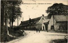 Frouville (S.-et-O.) - Carrefour du Calvaire - Frouville