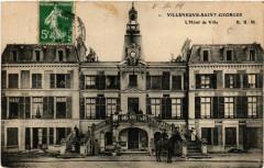 L'Hôtel de Ville 94 Villeneuve-Saint-Georges
