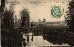 Nesles-la-Vallée (S.-et-O.) - Le Pont de Flélu - Nesles-la-Vallée