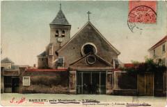 Baillet, prés Montsoult - L'Eglise - Montsoult
