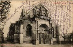 Saint-Gervais - L'Eglise - Saint-Gervais