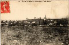 Saint-Clair-sur-Epte (Seine-et-Oise)- Vue Générale - Saint-Clair-sur-Epte