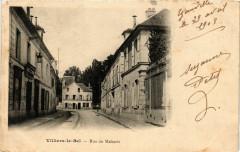 Villiers-le-Bel - Rue de Malassis - Villiers-le-Bel