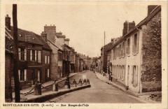 Saint-Clair-sur-Epte - Rue Rouget de l'Isle - Saint-Clair-sur-Epte
