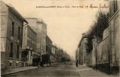 Saint-Brice-sous-Foret - Rue de Paris - Saint-Brice-sous-Forêt