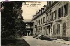 Saint-Brice-sous-Foret - Maison de Retraite du Personnel - Saint-Brice-sous-Forêt