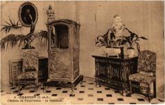 Chaussy - Chateau de Villarceaux - Le Vestibule - Chaussy