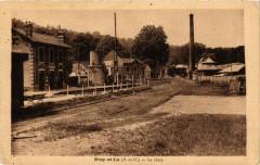 Bray-et-Lu - La Gare - Bray-et-Lû
