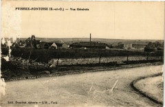 Puiseux-Pontoise (S.-et-O.) - Vue Générale - Puiseux-Pontoise