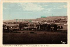 Saint-Clair-sur-Epte (S.-et-O.) - Vue Panoramique de la Vallée... - Saint-Clair-sur-Epte