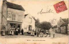Belloy - Route de Villiers-le-Sec - Villiers-le-Sec