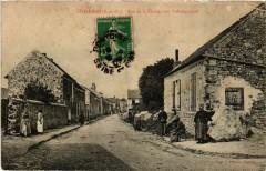 Livilliers (S.-et-O.) -Rue dela Chaise,vers Vallangnujard - Livilliers