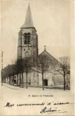Eglise de Vémars - Vémars