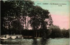 Cergy - Le Nomade en station - Cergy