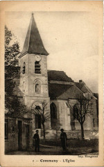 Commeny - L'Eglise - Commeny