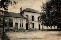 Courdimanche (S.-et-O.) - La Mairie et l'Ecole - Courdimanche